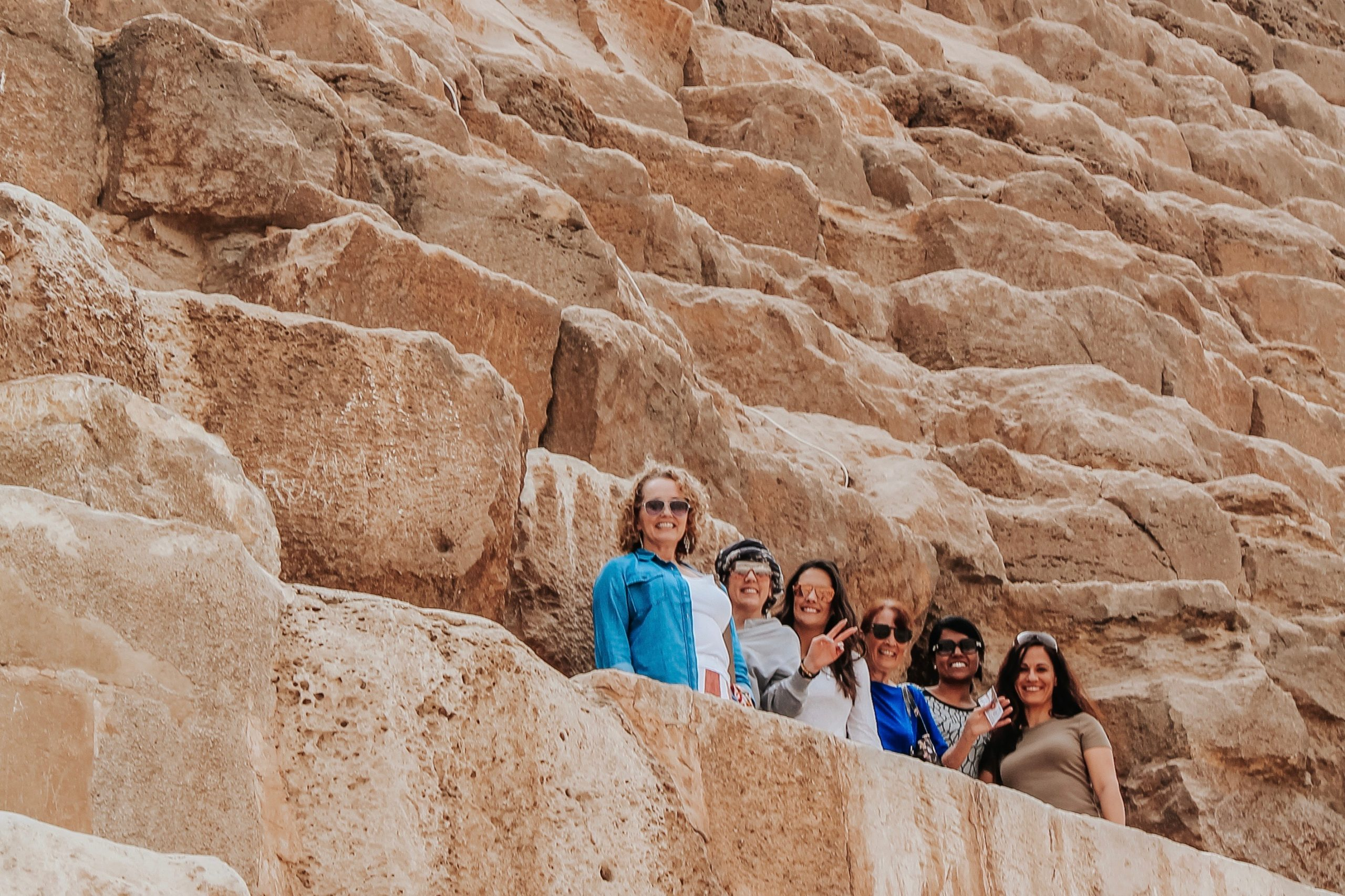 Egypt Pyramids Women Solo Tour