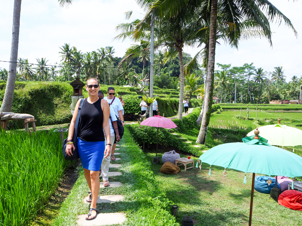 Bali Solo Female Travel Tour