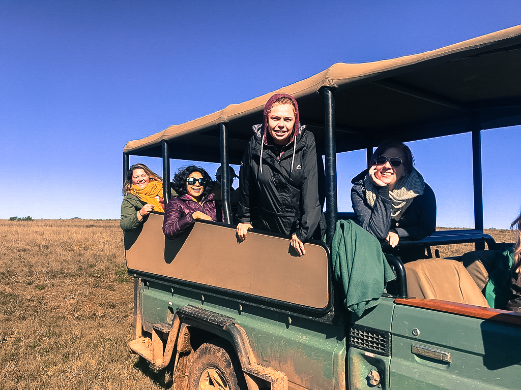 solo female travelers on safari