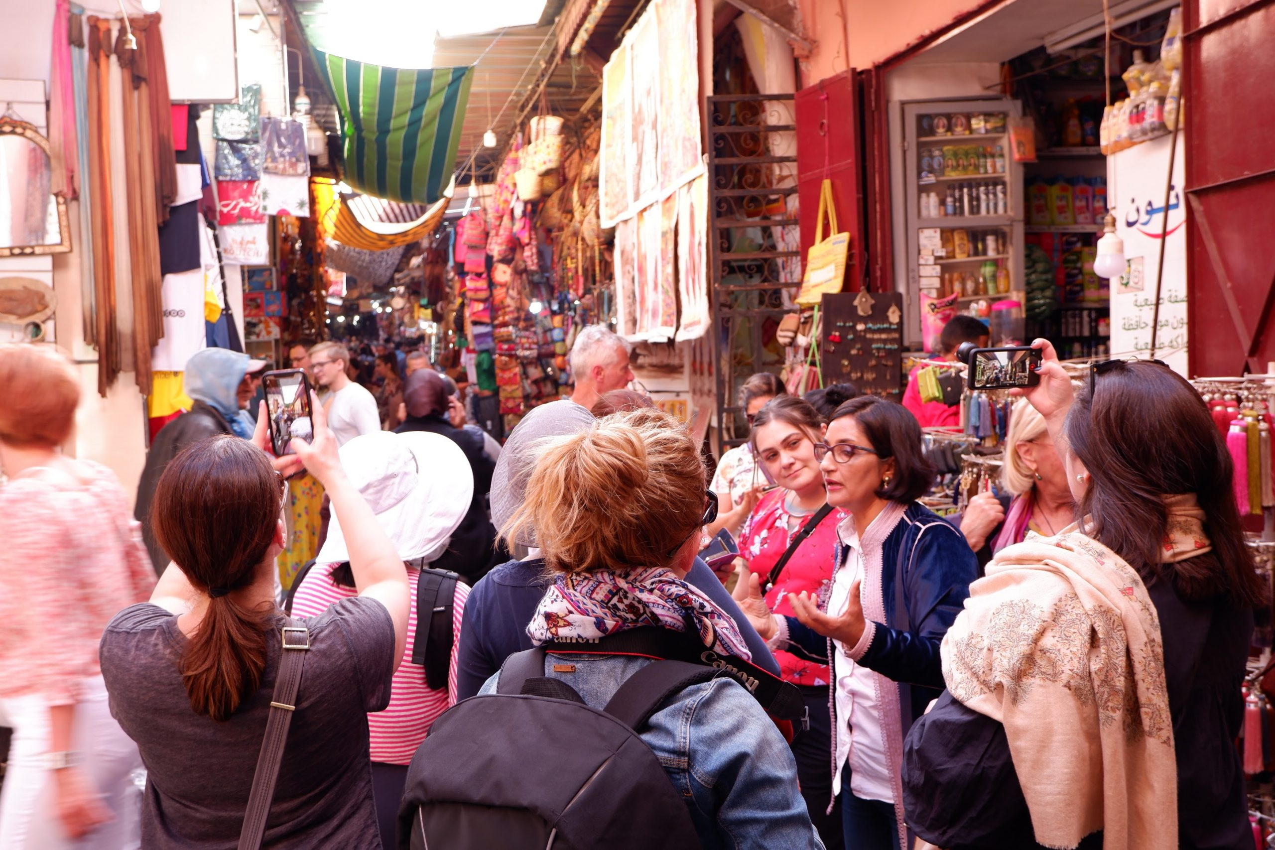 Solo Travel Network Tour of Morocco