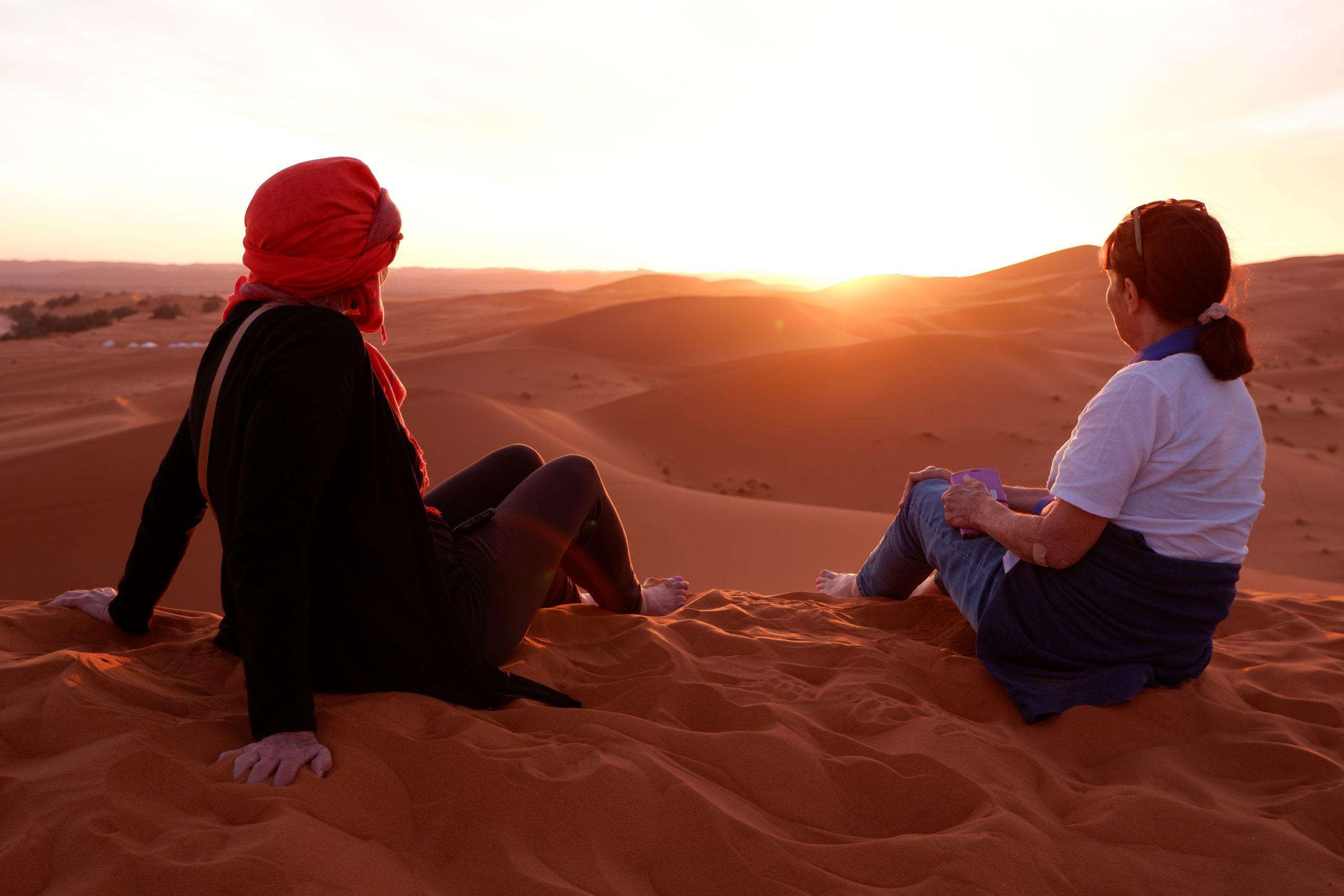 Morocco desert women tour