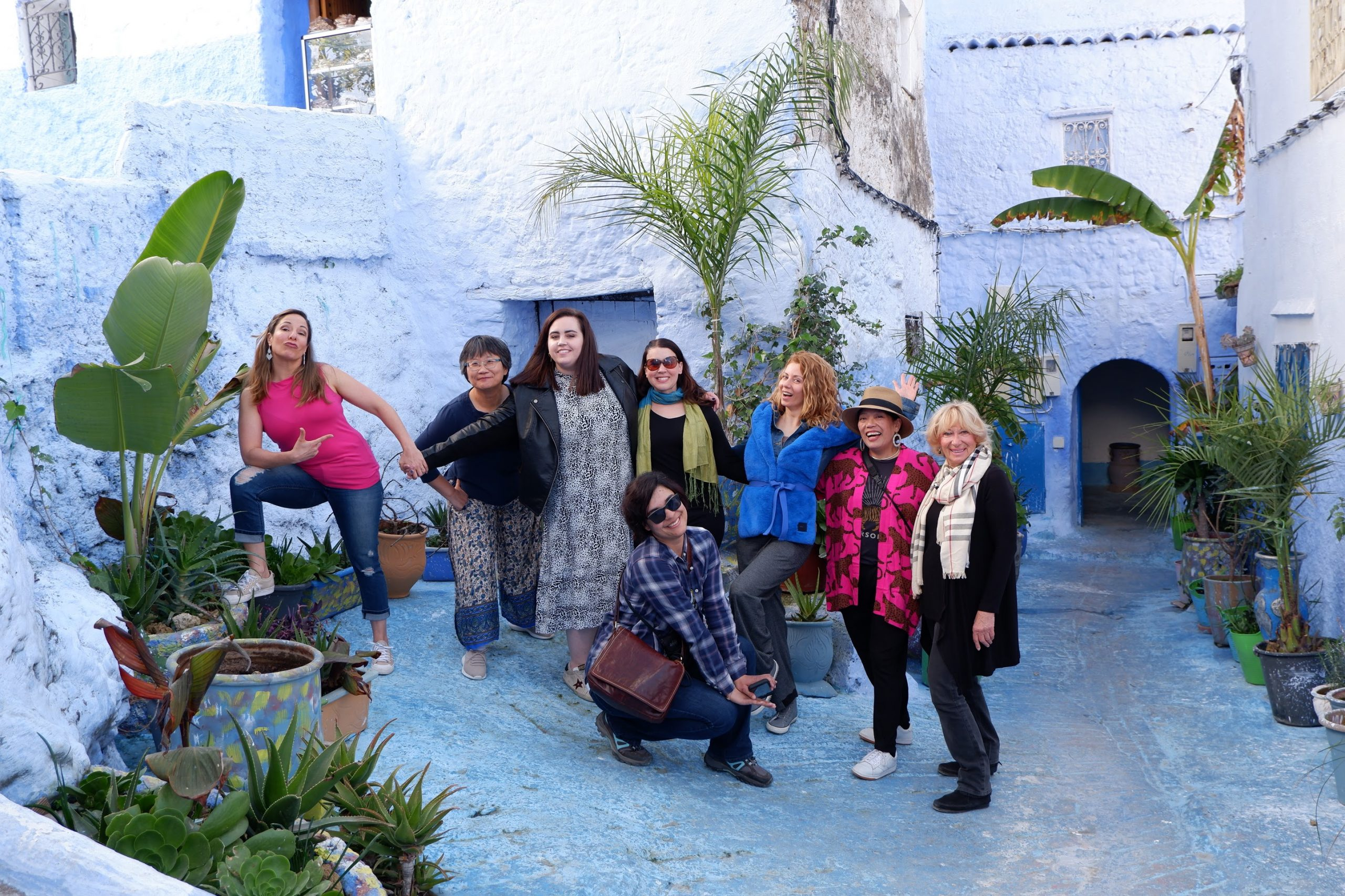 Solo Female Travel Network group