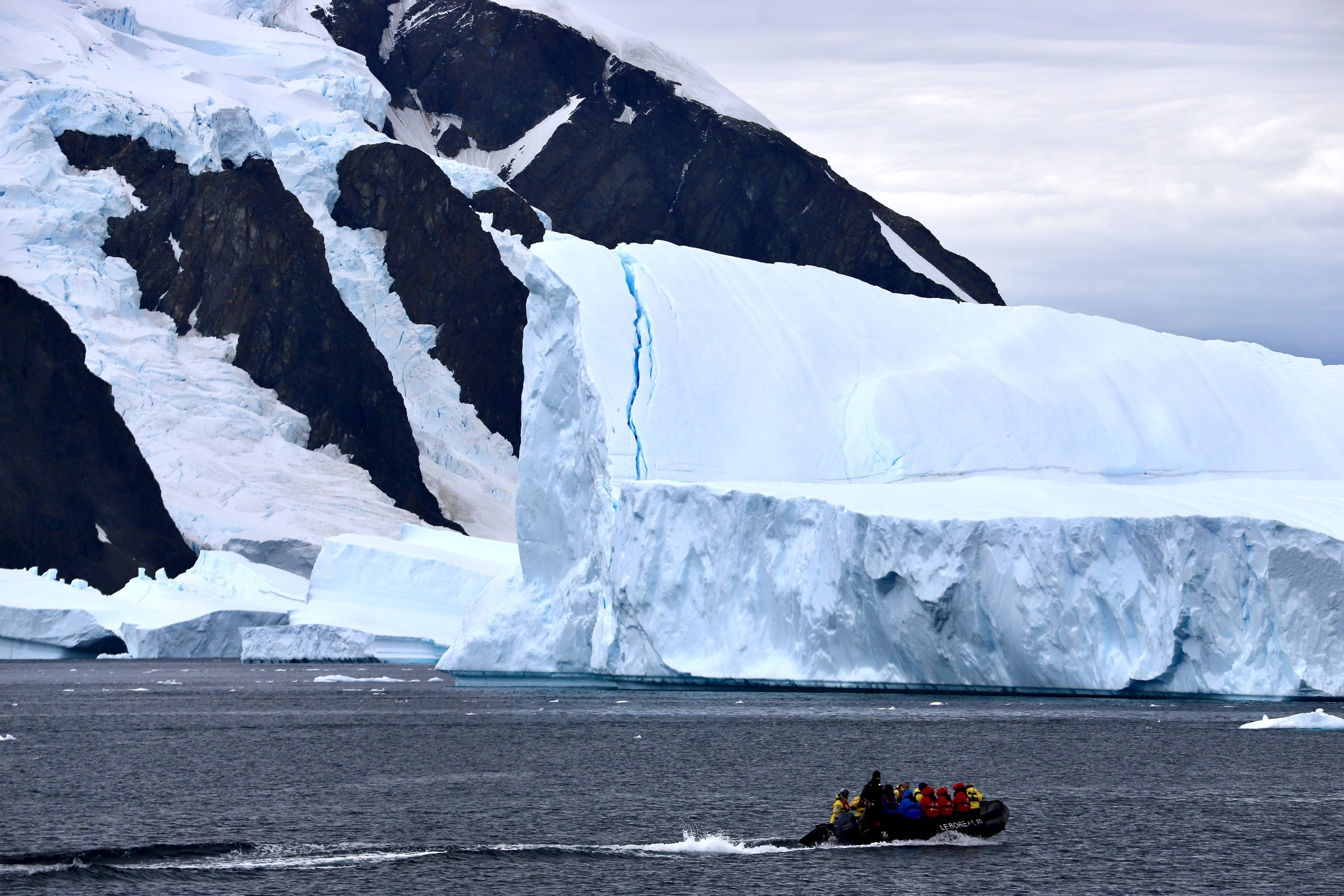 Antarctica tour for women sofe travel