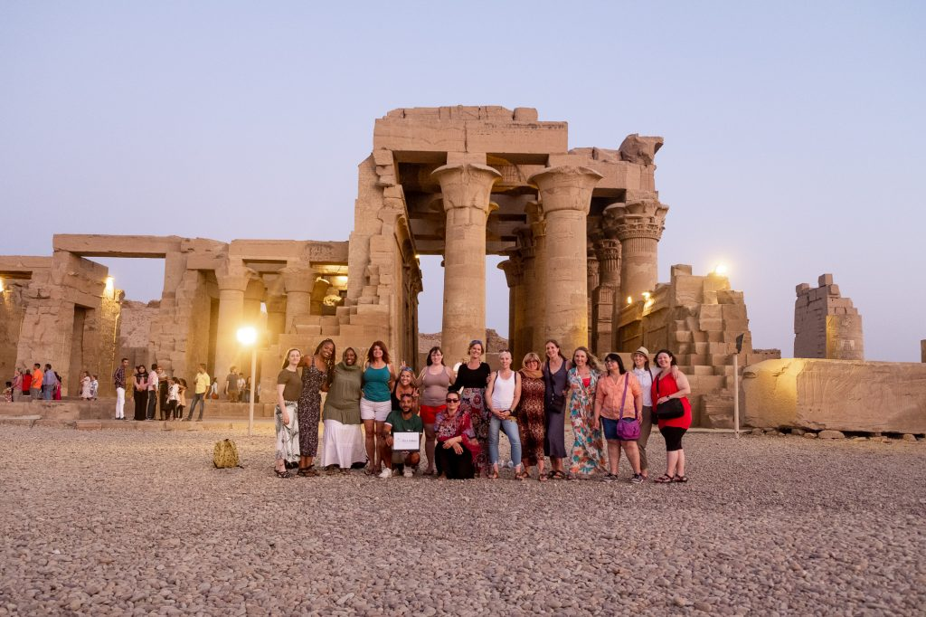 Solo Female Travel Network Egypt