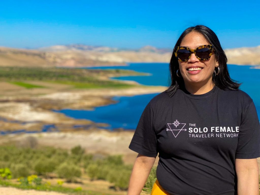 Solo Travel Network Woman