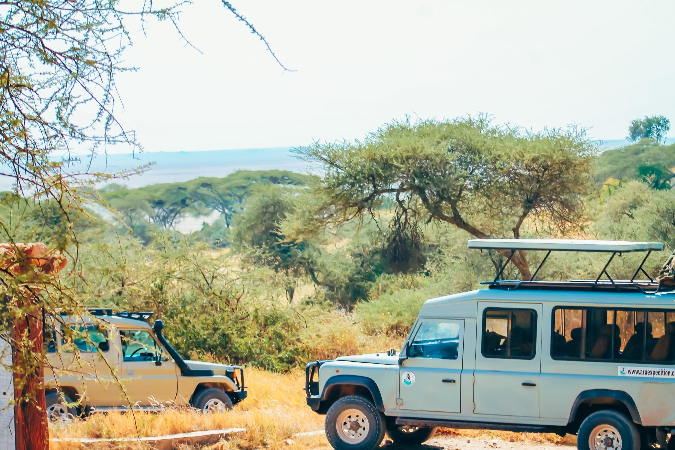 women safari tour kenya