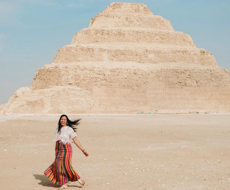 Solo Women Tour Egypt
