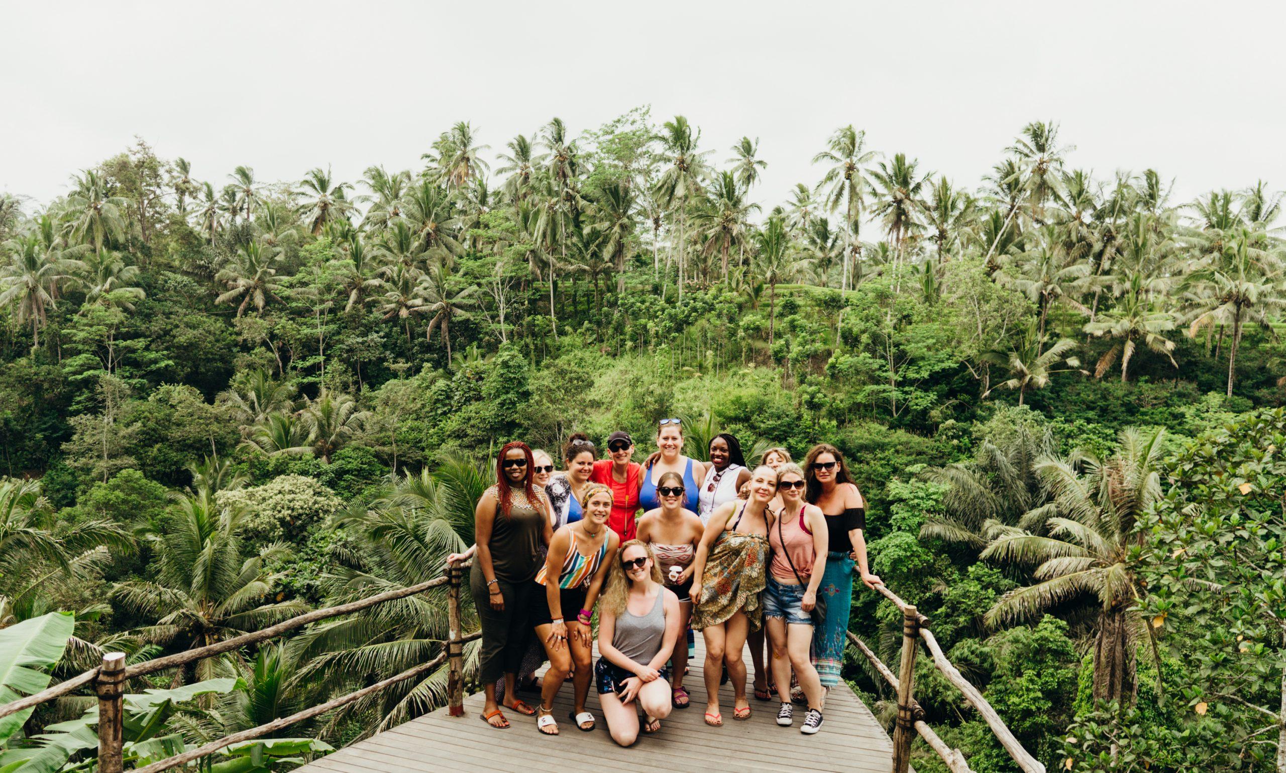 Solo Women Tour Bali
