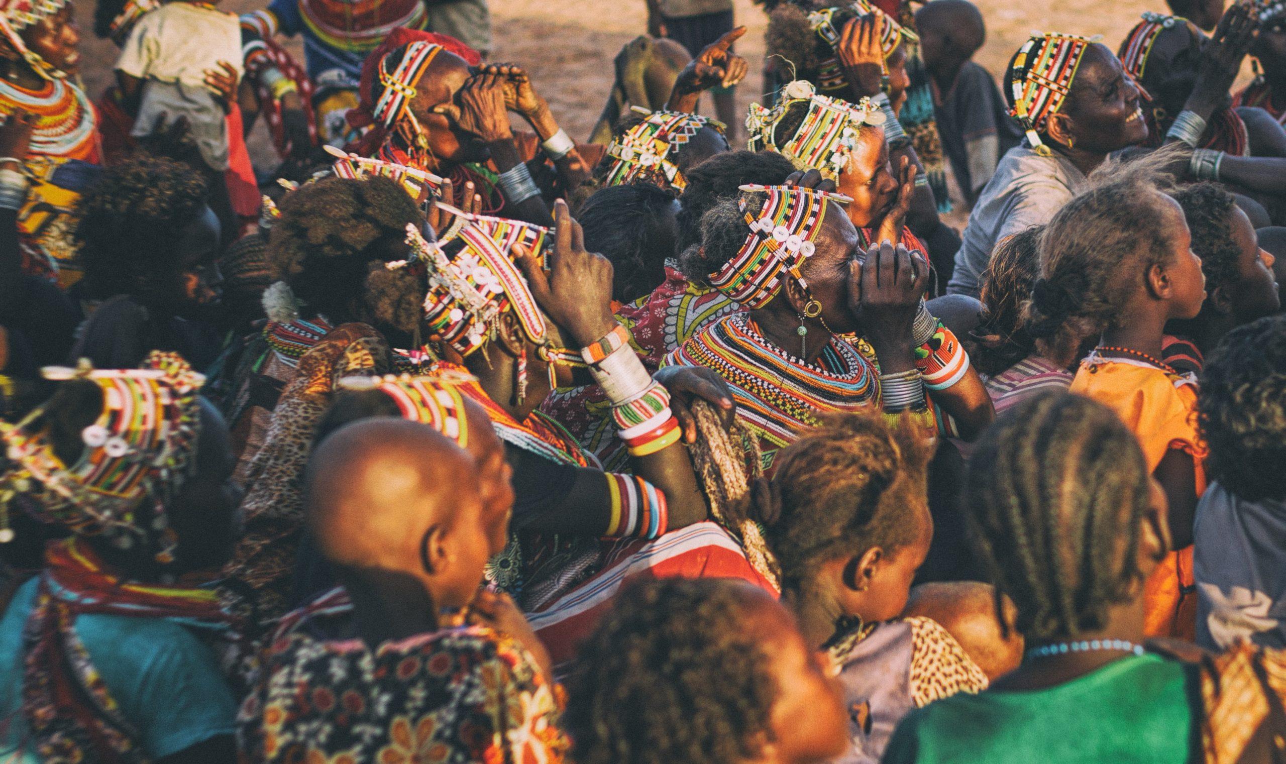 Umoja tribe solo women kenya tour