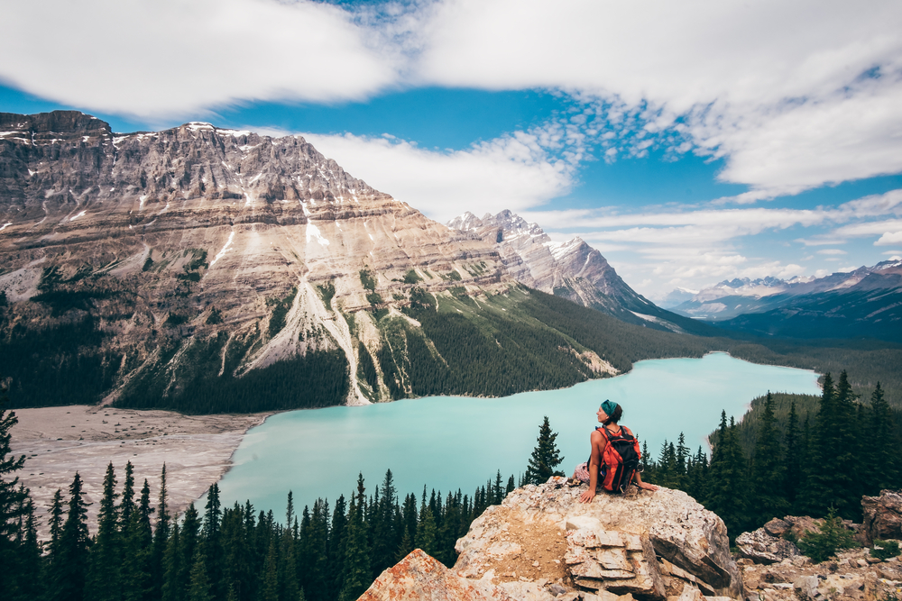 Canada work holiday visa van life