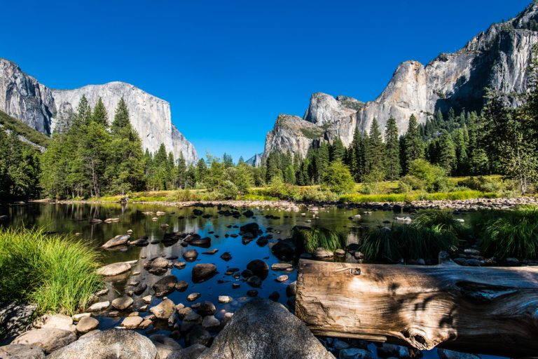 Camping in Yosemite for women