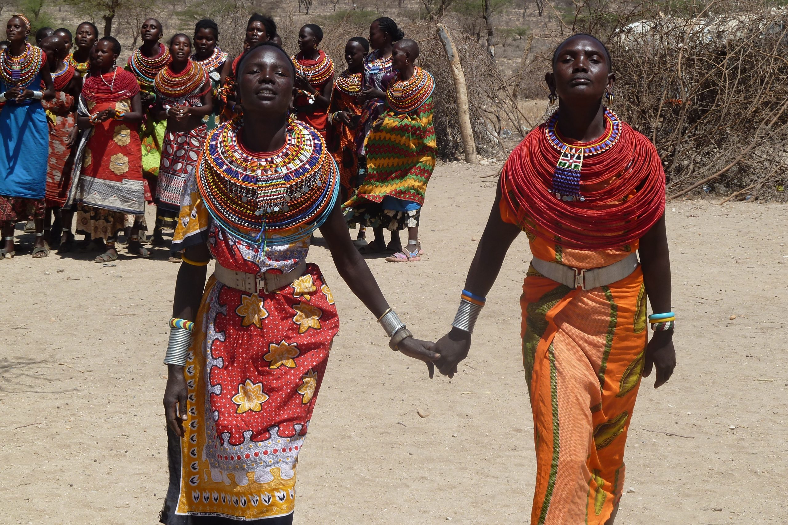 Ceremony Women in Kenya