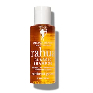 rahua shampoo travel size