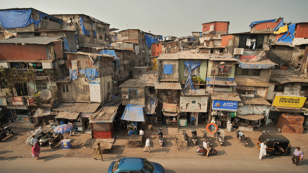 slums of mumbai