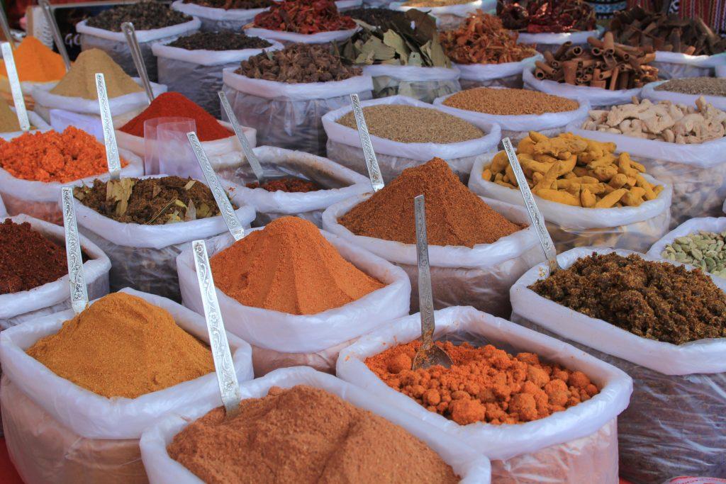 spices in jordan