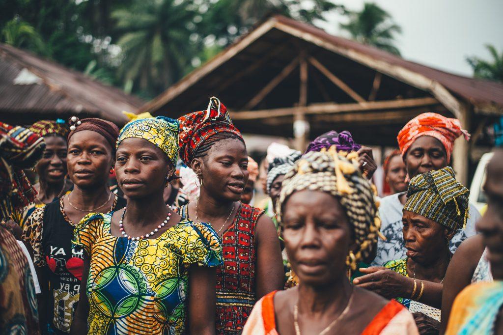 Ugandan women outfits