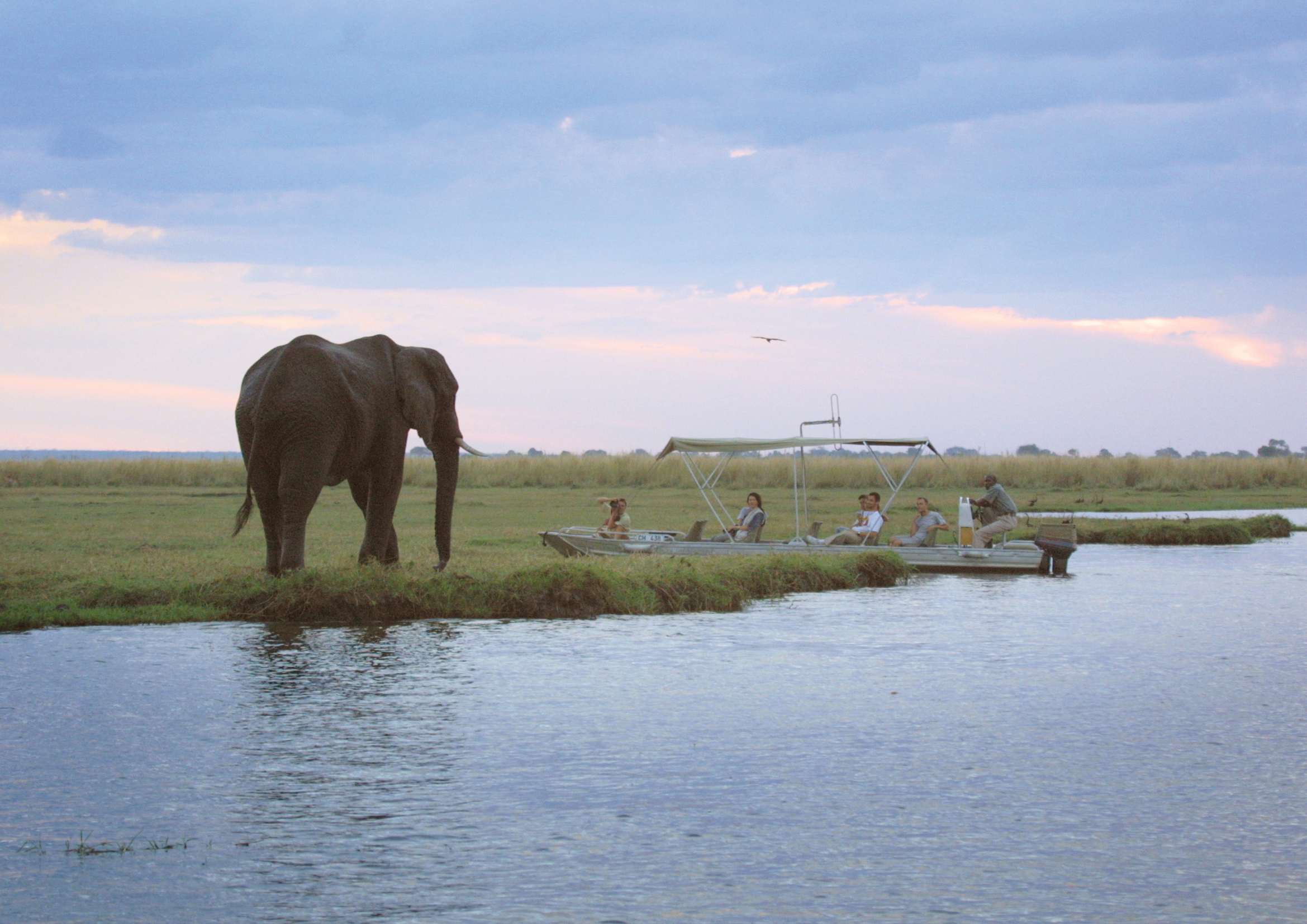 river cruise for women in Southern Africa