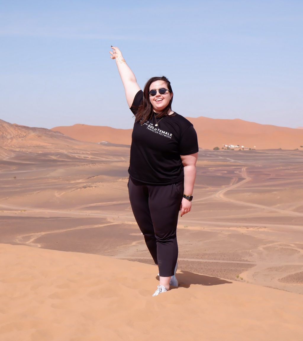 Morocco Solo Female Tour