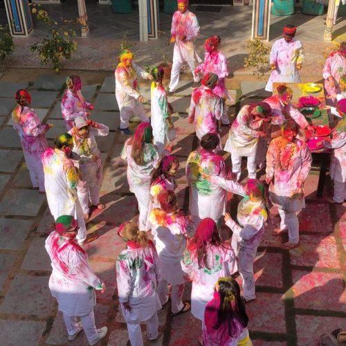 Holi Festival Solo Female Tour