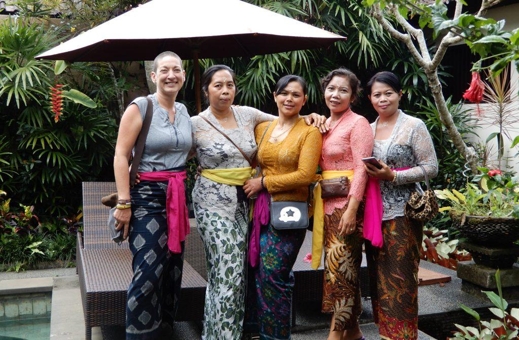 Female Solo Travel Bali