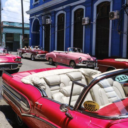 Cars on Cuba Female Tour