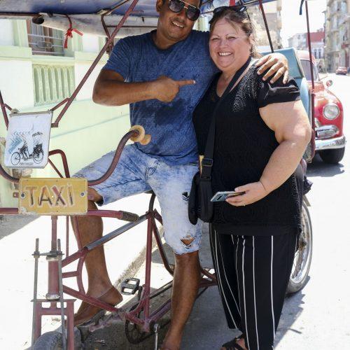 Cuba locals Solo Female Network tour