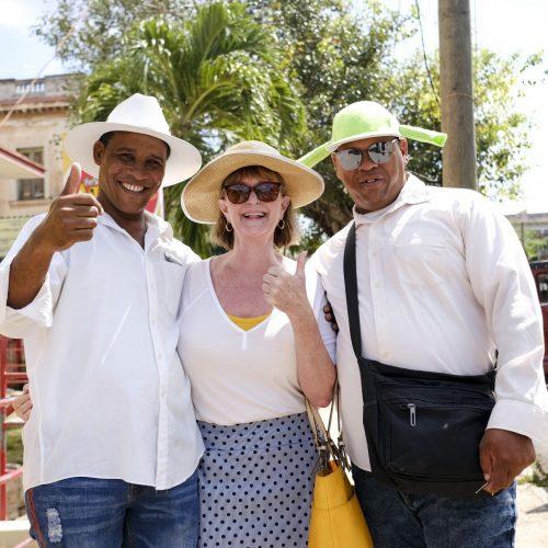Cuba Solo Female Network Tour