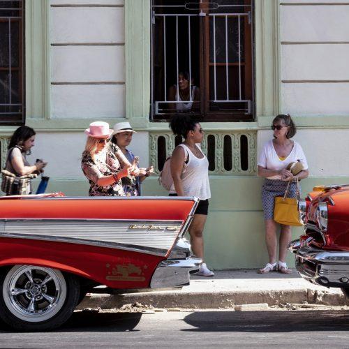 Cuba Network for women tour