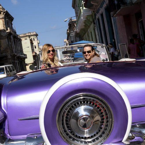 Cuba Female Network tour