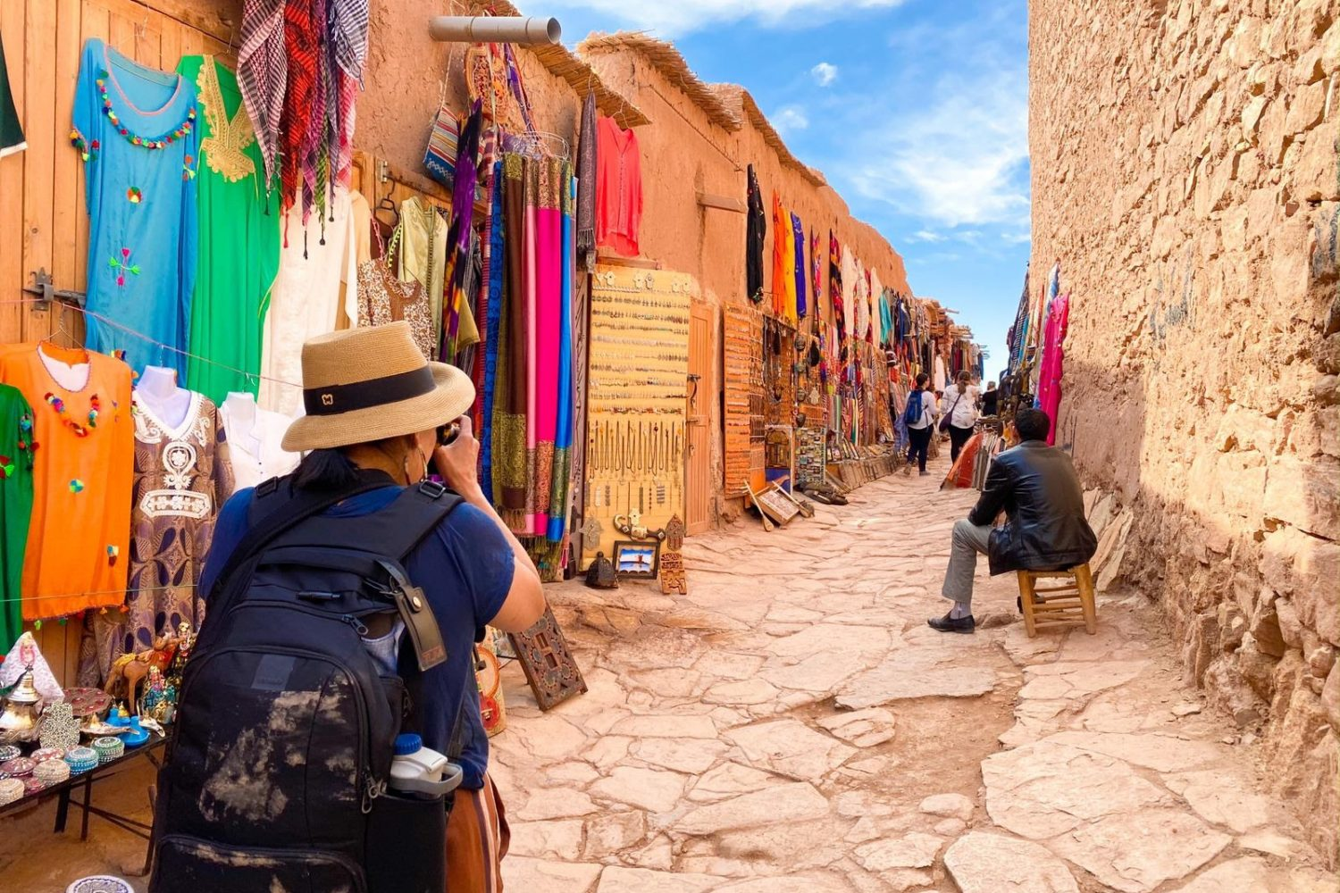 Morocco Solo Female Travel Network