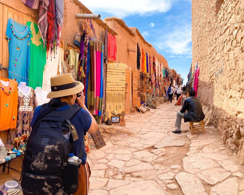 Morocco Solo Female Travel Network