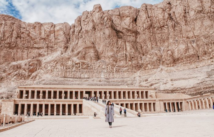 solo travel in Egypt for women