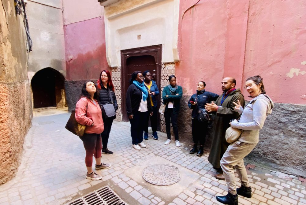 Morocco for solo female travelers in Marrakech