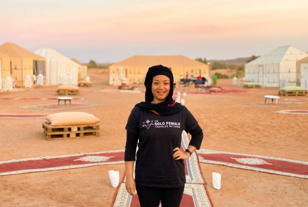 Solo Female Network Tour Morocco