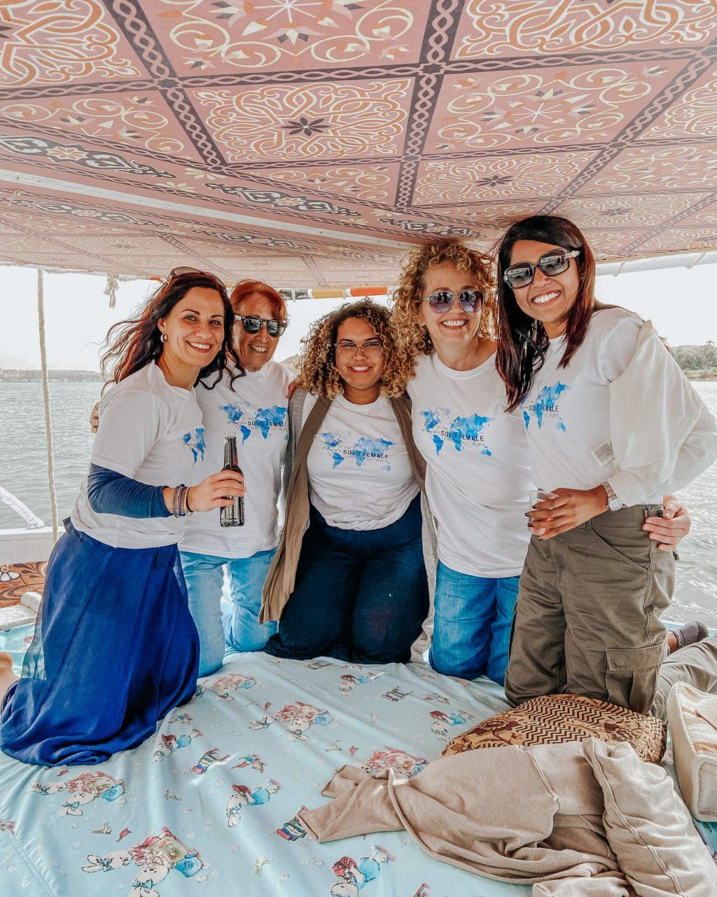 Egypt Solo Female Tour