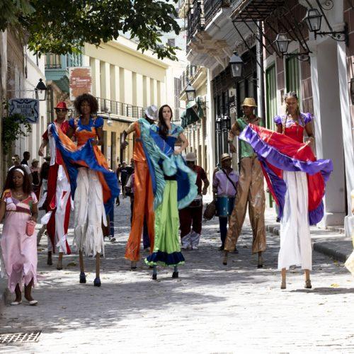 Havana Solo Female Network tour