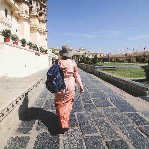 Female solo Tour India