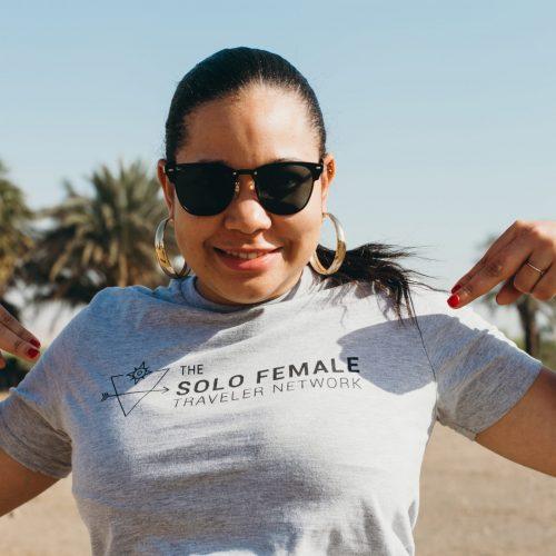 Solo Female Network Tour Egypt