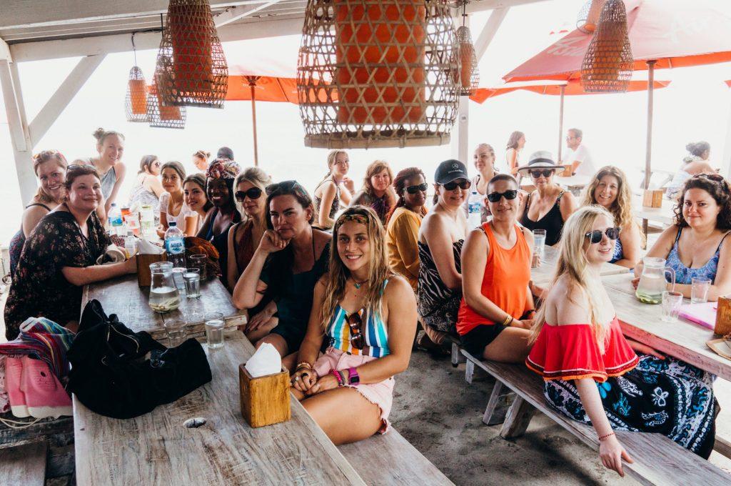 Meetup in Bali