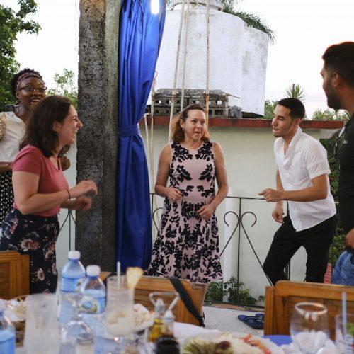 Cuba Solo Female Tour Dancing