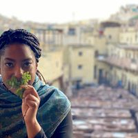 Morocco Woman Solo Traveling